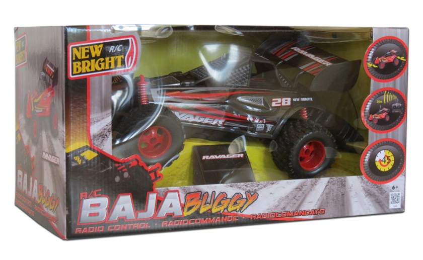 New Bright Baja Buggy Ravager