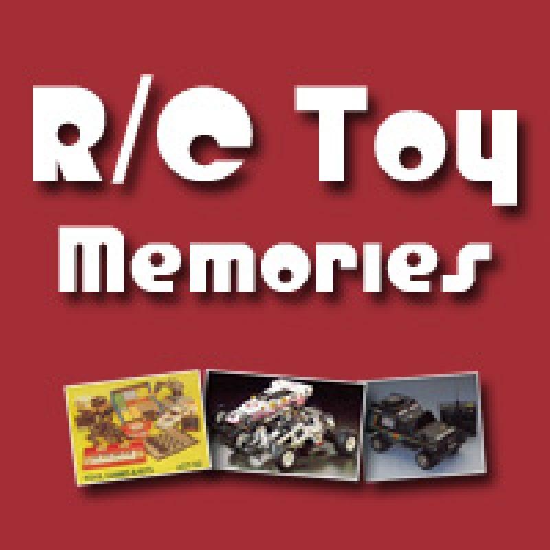 R/C Toy Memories