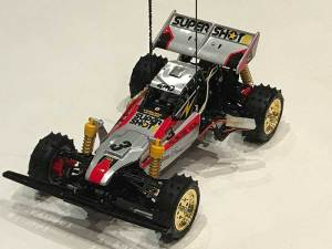 New-built Tamiya Super Shot