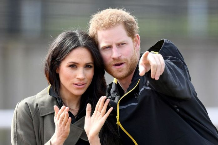 0_Prince-Harry-And-Meghan-Markle-Attend-UK-Team-Trials-For-The-Invictus-Games-Sydney-2018
