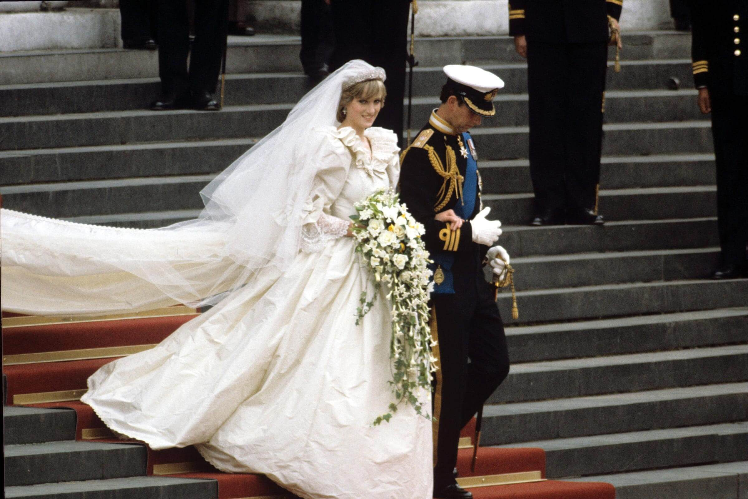 Secrets You Didn't Know About Prince Charles' And Princess