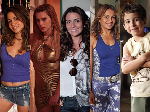Um dos personagens será vítima da quadrilha de tráfico (Foto: Salve Jorge / TV Globo)