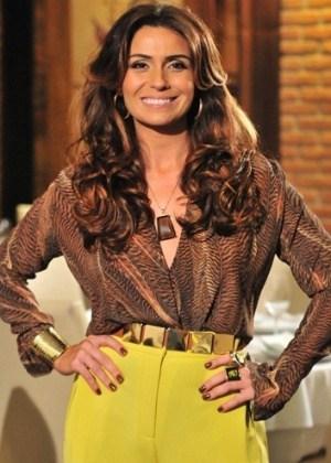Helô (Giovanna Antonelli), a queridinha das telespectadores