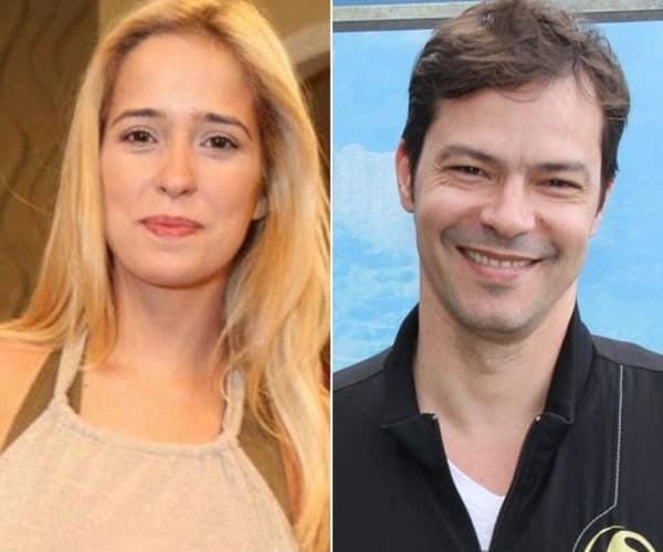 Paloma Duarte e Heitor Martinez