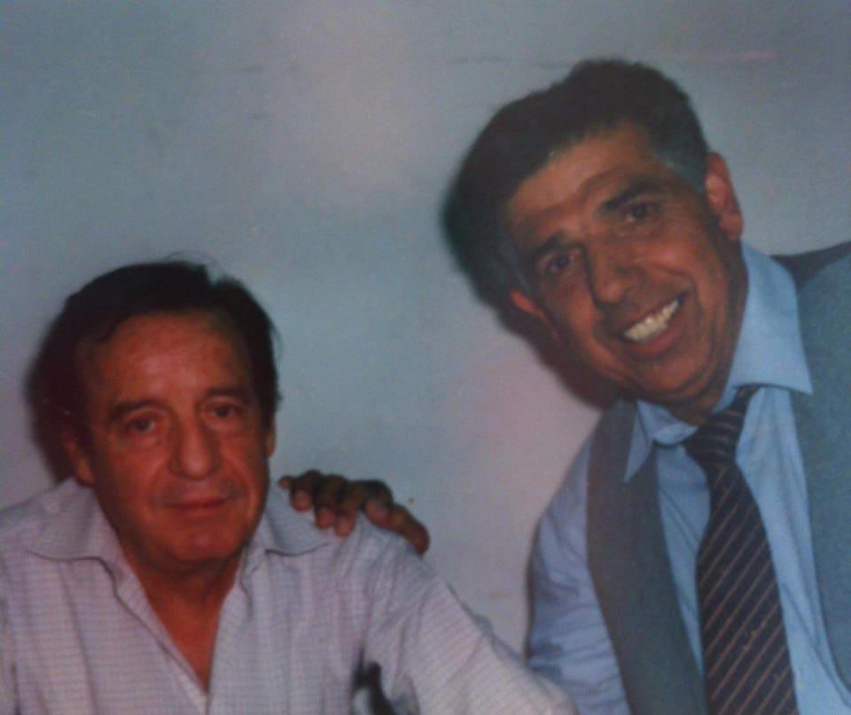 Roberto e Rúben: décadas de sucesso