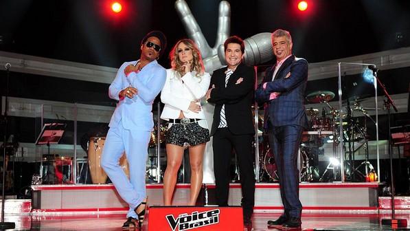 """The Voice"" irá ao ar às quintas-feiras"