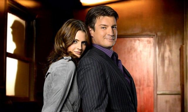 """Protagonistas de """"Castle""""; série sai do ar na Globo"""