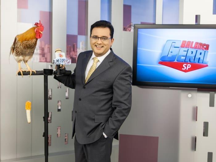 "Geraldo detonou casal de ""A Fazenda 6"" ao vivo"