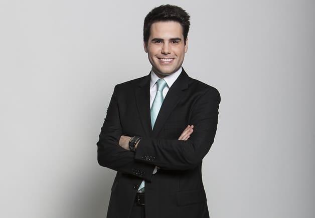 """Luiz Bacci assumiu o comando do """"Balanço Geral SP"""""""