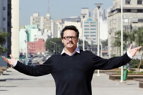 O ator Danton Mello