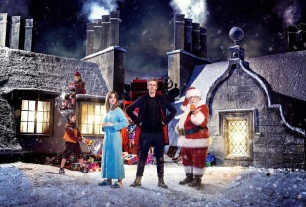 """""""Doctor Who"""" também tem tradição com episódios natalinos"""