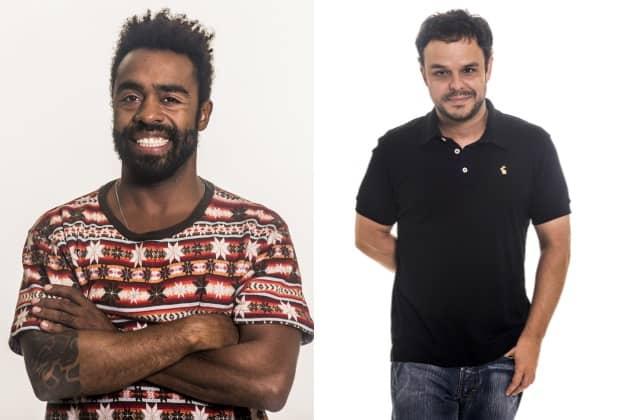 Douglas e Adrilles podem deixar o reality show da Globo