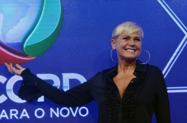 Record tem enaltecido a disciplina de Xuxa