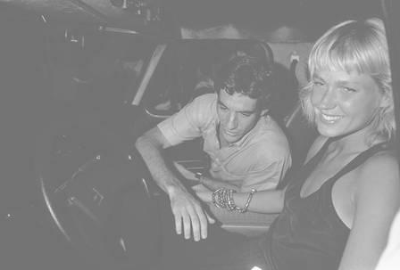 Ayrton Senna e Xuxa foram namorados na década de 1990