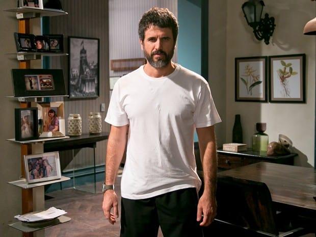 Eriberto Leão já tem novo trabalho a vista