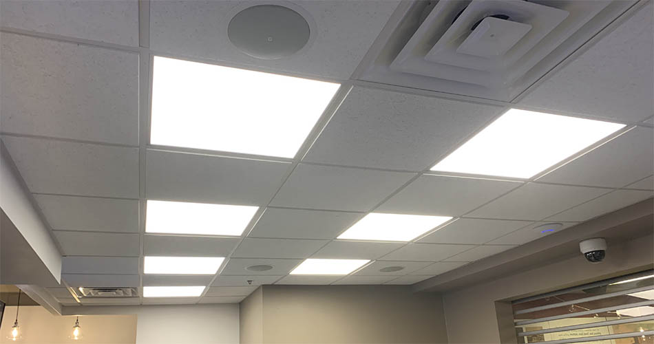 rda lighting inc commercial