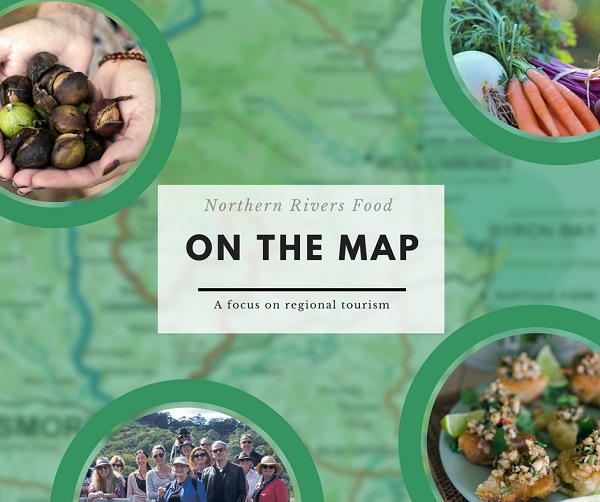 "Putting our regions food industry ""On the Map"""