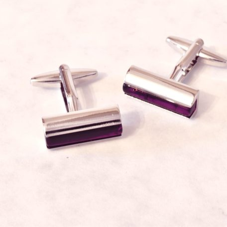 Luxusné manžetové gombíky z chirurgickej ocele