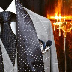 hodvábny luxusný exkluzívny hodvábny pánsky darčekový set RDB Royal