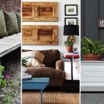 8 Gorgeous Ways To Reuse Old Garage Doors Around Your Home Realtor Com