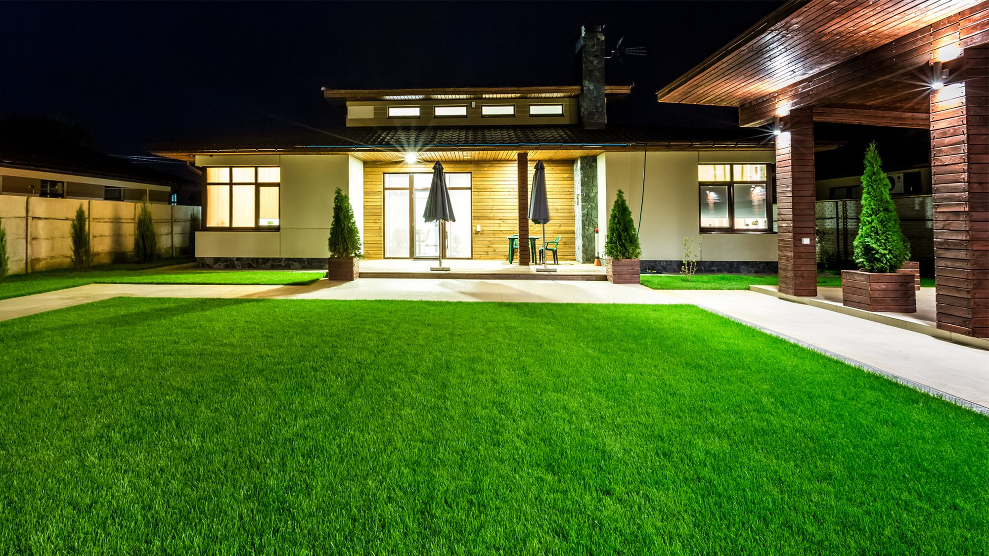 outdoor lighting ideas for your porch backyard or driveway
