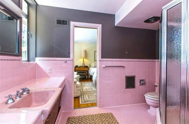 Beige And Brown Vintage Bathroom Designdilemma