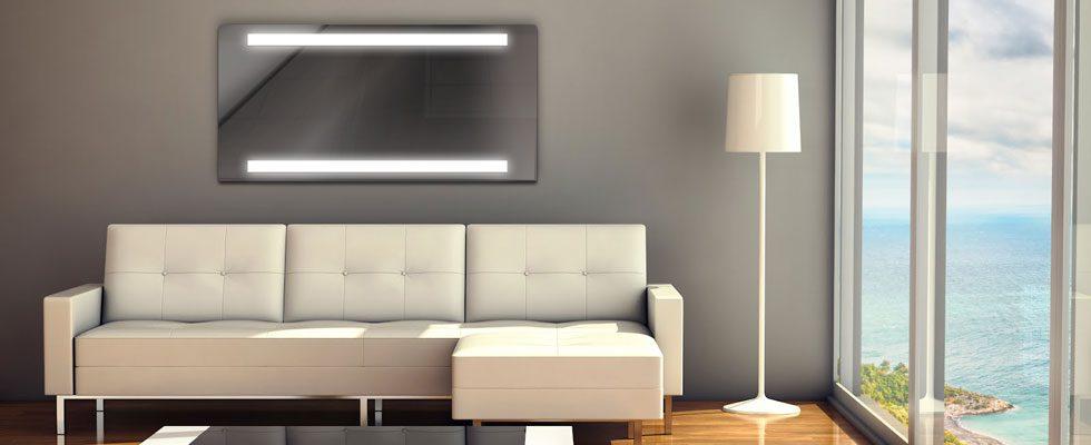 Radiant heating panels