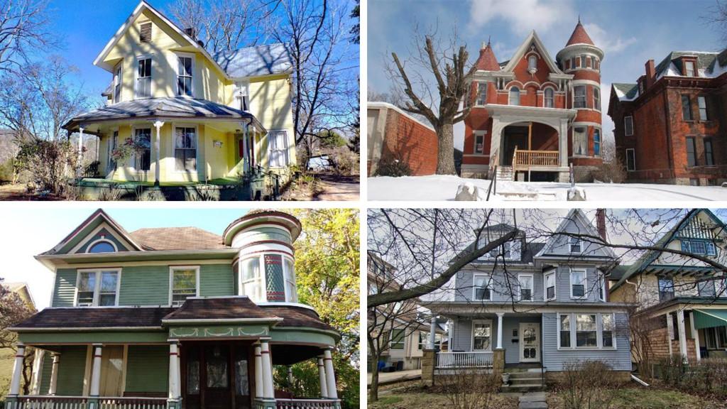 Bargain Meets Beauty 7 Victorian Homes Under 100K
