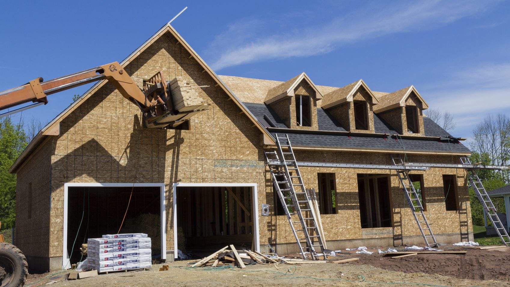 Image result for Residential New Construction istock