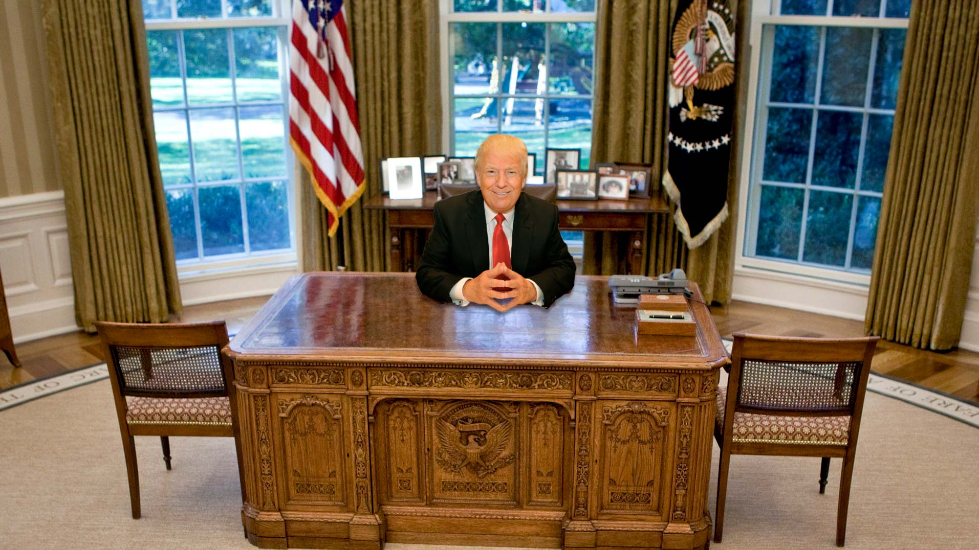 Which White House Desk Will Trump Pick? Here's Our Best Bet