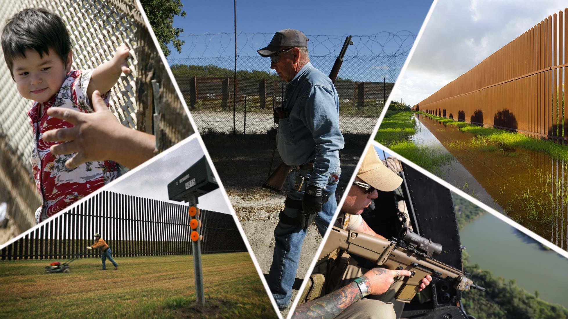 What Trump's Wall Along the Mexican Border Means for Housing Markets
