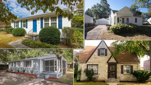 homes under $100,000