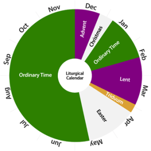 Liturgical Calendar | Red Deer Catholic Regional Schools