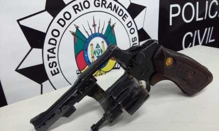 Três irmãos são presos em Porto Alegre