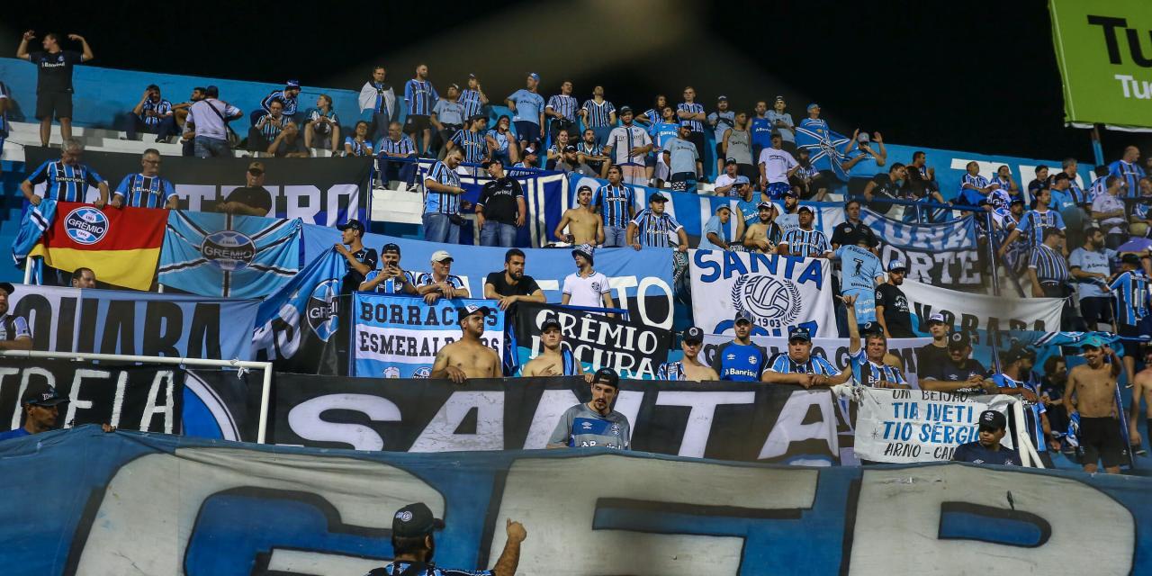 Grêmio divulga vídeo com bastidores da vitória na Argentina