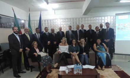 Cesuca sedia Reunião Anual da Rede Iberoamericana de Facultades y Escuelas de Derecho da América Latina