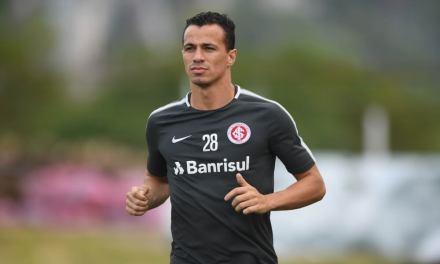 Damião fora do jogo contra o Vasco
