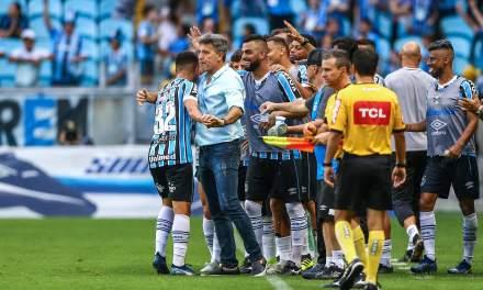 "Matheus Henrique sobre Renato: ""todos querem que ele fique"""