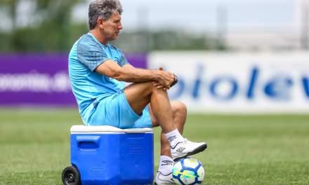 Grêmio anuncia a renovação de Renato Portaluppi