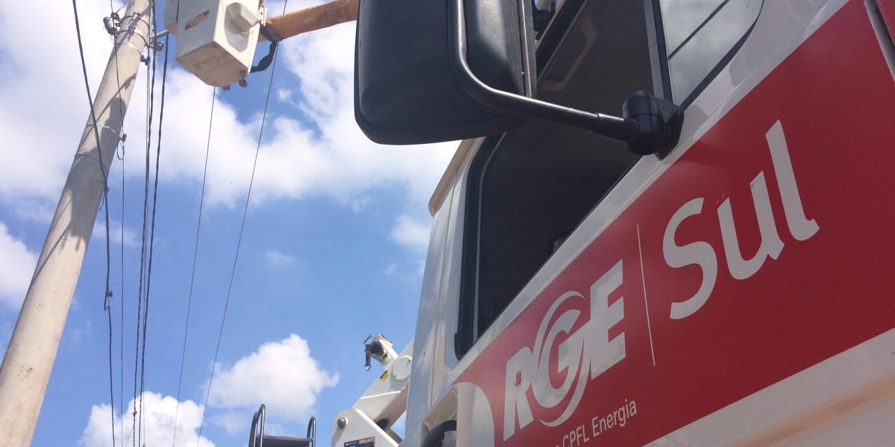 RGE Sul atenderá a comunidade dilermandense na praça central