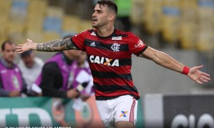Felipe Vizeu na mira do Grêmio