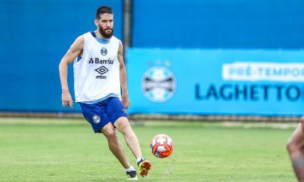 Marcelo Oliveira confirma que será zagueiro do Grêmio em 2019