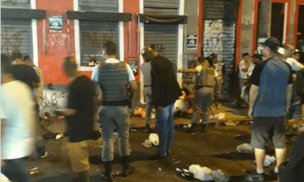 Três pessoas morrem e outras três ficam feridas na Cidade Baixa