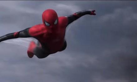 """Divulgado o primeiro teaser de """"Homem-Aranha: Longe de casa"""""""