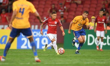 Derrota do Inter para o Pelotas é a primeira no Beira-Rio sem Falcão em campo