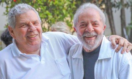 Decisões judiciais impedem Lula de sepultar irmão