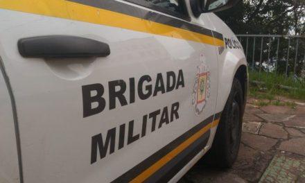 BM prende dois homens por roubo a veículo após confronto