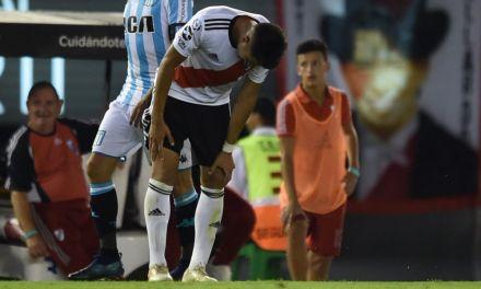River Plate perde meia para o jogo contra o Inter na Libertadores