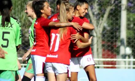 Gurias Coloradas estão na elite do futebol brasileiro