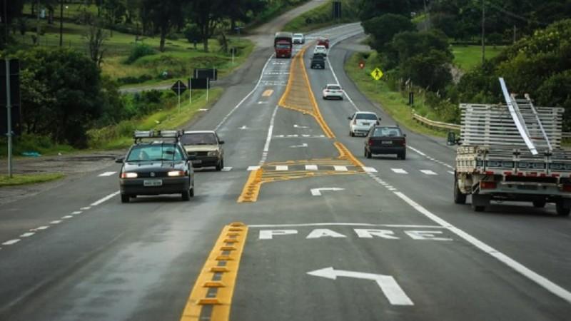 Número de mortes no trânsito cai 7,6% no Rio Grande do Sul, em 2018